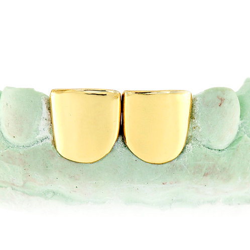 22 KT SOLID INDIVIDUAL PERMANENT TOOTH
