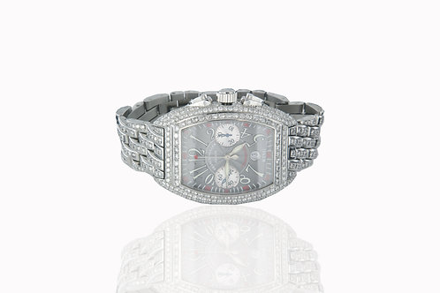 ICED OUT FRANK MULLER WATCH