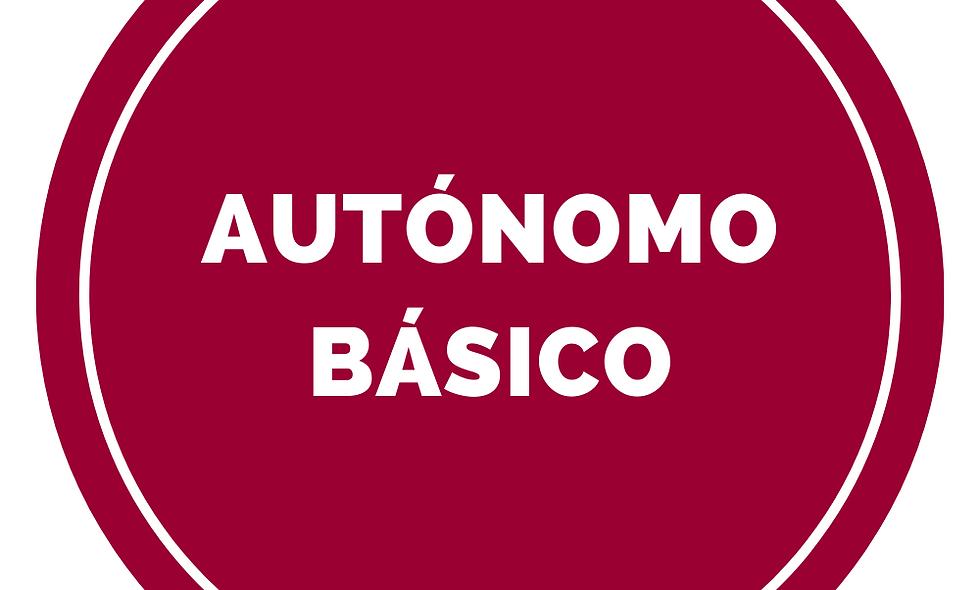 AUTÓNOMO BÁSICO