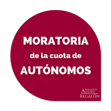 PAGO DE LA MORATORIA DE AUTÓNOMOS