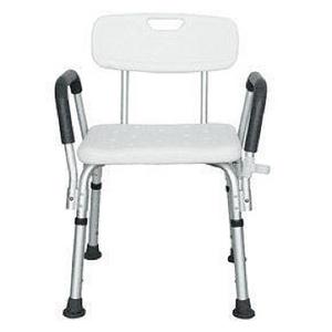 長者防滑MCF 355L 可拆式扶手靠背沖涼椅