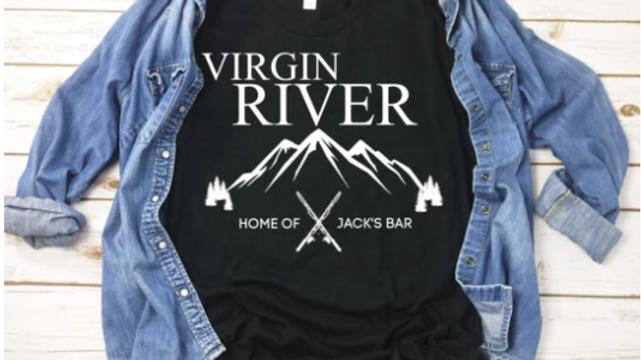 Virgin River- Home of Jack's Bar Shirt