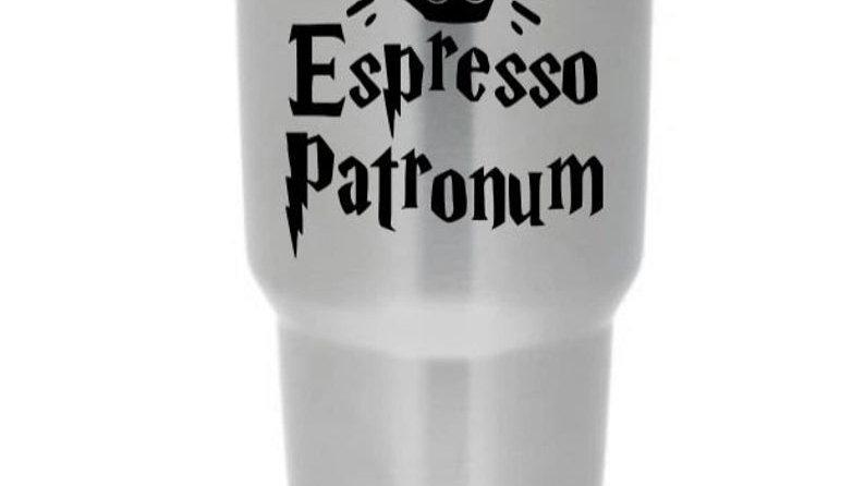 Espresso Patronum Decal