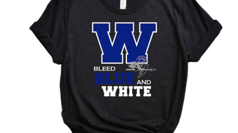 West McDowell Spartan Shirt