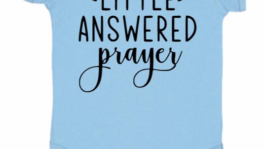 Little Answered Pray Infant Bodysuit