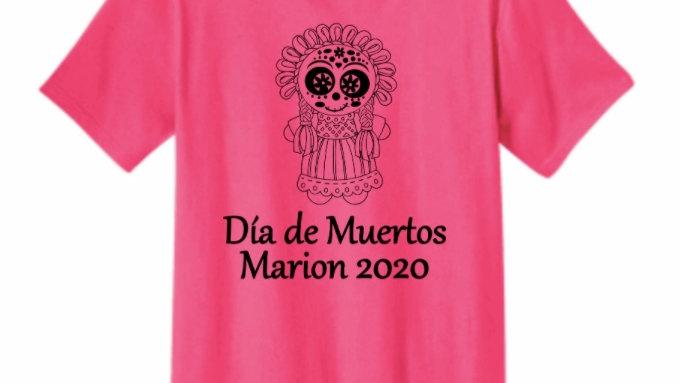 Dia de Muertos Festival Shirts & Masks