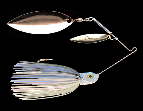 Pro Blue/ Red Pearl Shad