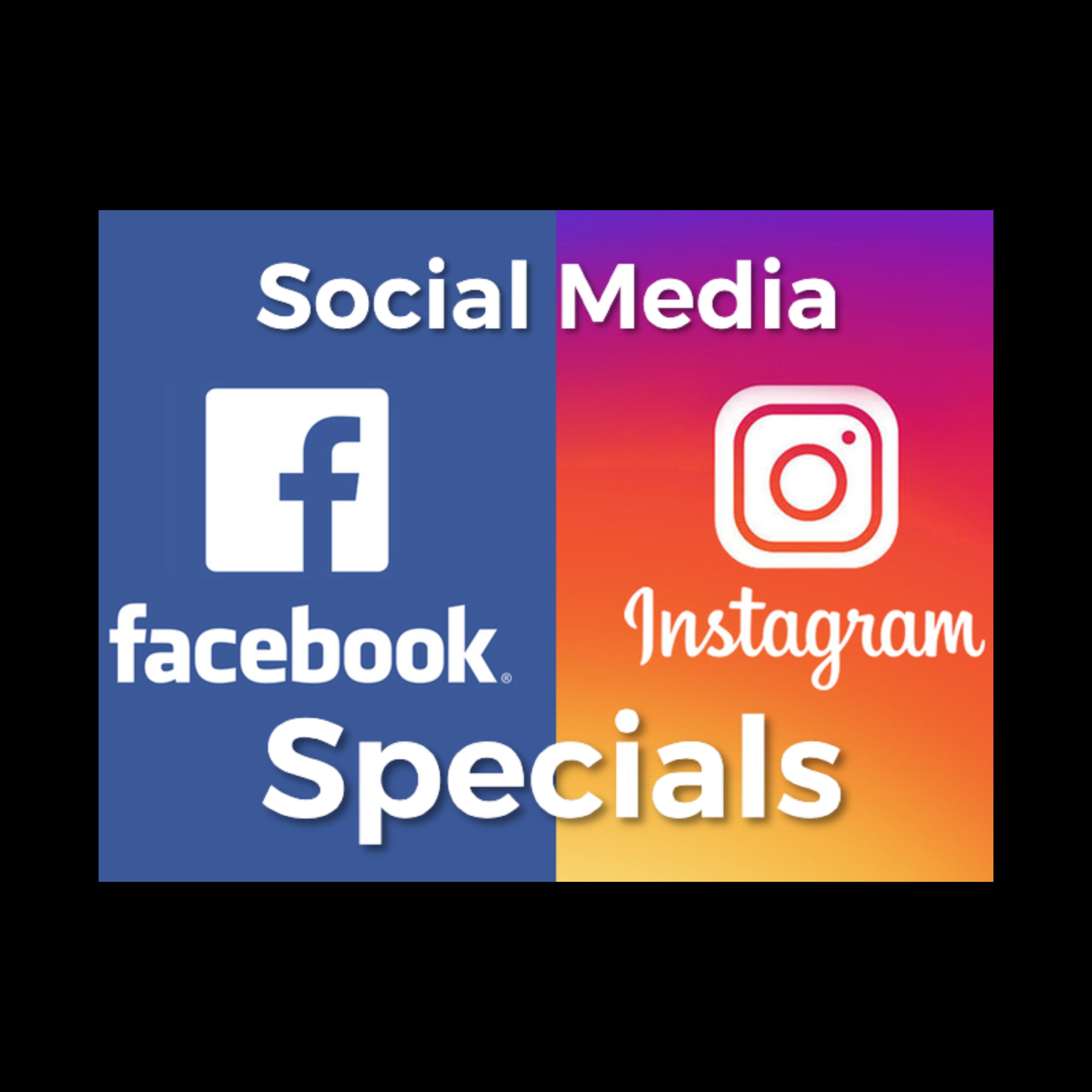 Social Specials