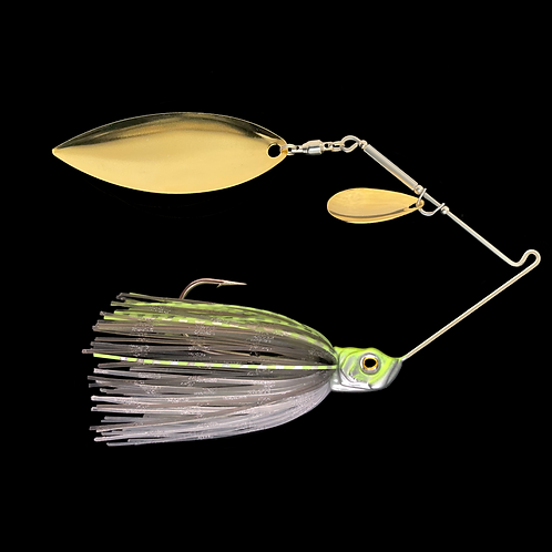"Light Wire- Classic Series ""Chartreuse Shiner"""