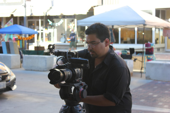Joel from Prime Focus Productions