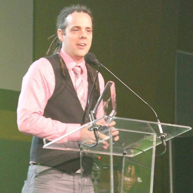 Marlin Award acceptance speech