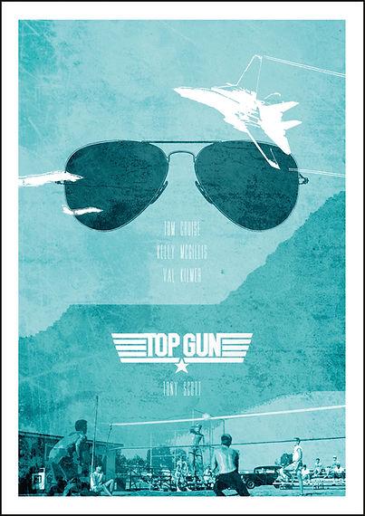 RayBan Top Gun