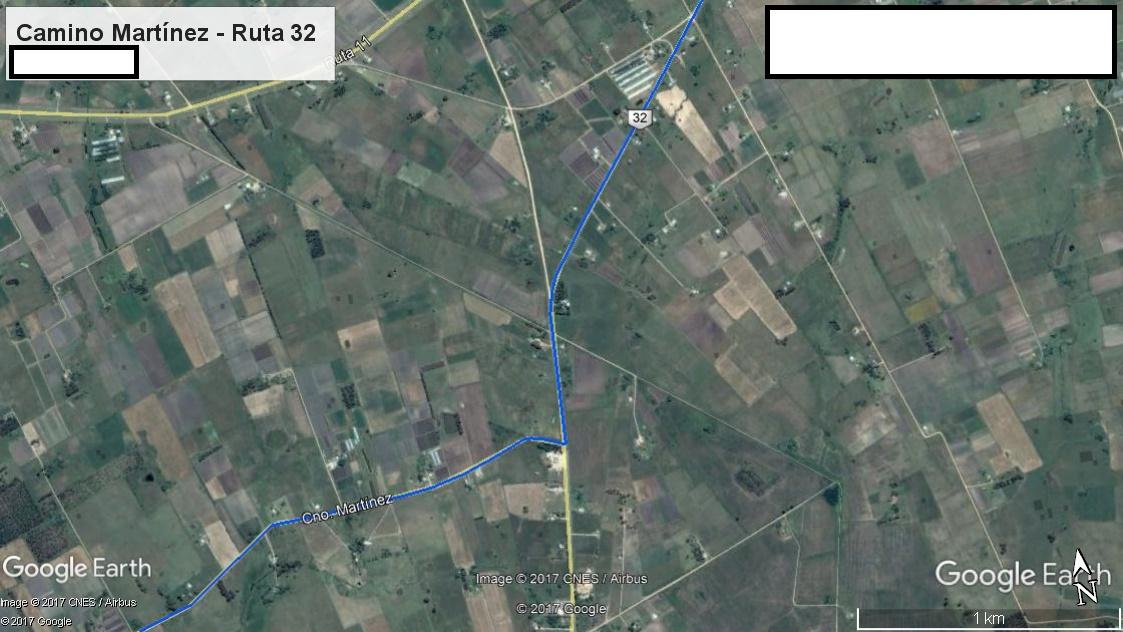 Z5 - Recorrido Parte 3 (Camino Martínez - Ruta 32)