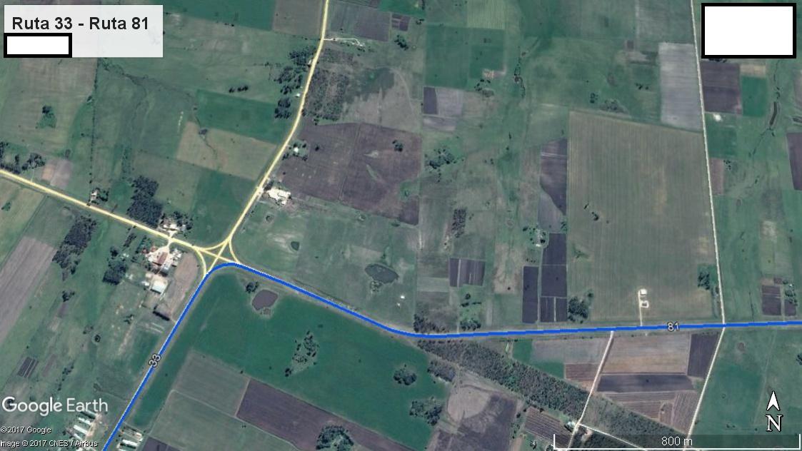 Z4 - Recorrido Parte 5 (Ruta 33 - Ruta 81)