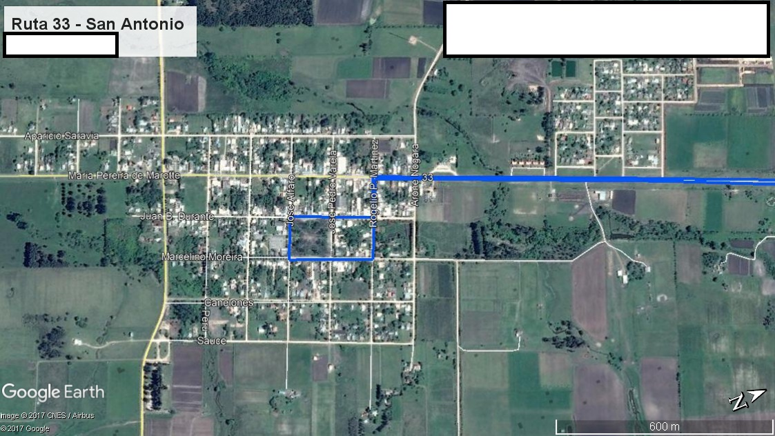 Z4 - Recorrido Parte 6 (Ruta 33 - San Antonio)