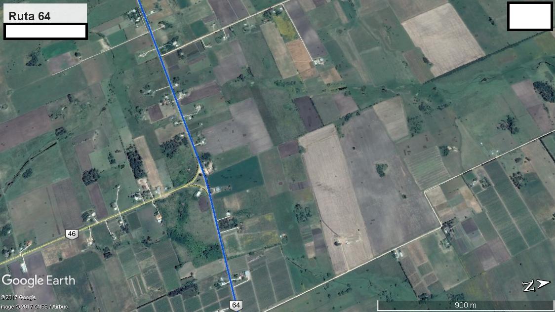 Z3 - Recorrido Aguas Corrientes por Costa Hermosa - Parte 2 (Pasa por Empalme)