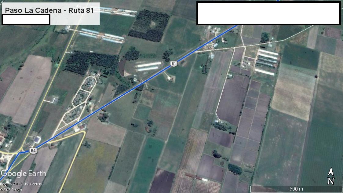 Z4 - Recorrido Parte 4 (Paso de la Cadena - Ruta 81)