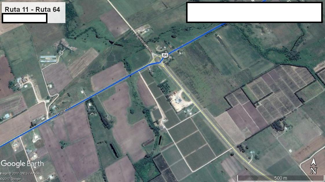 Z4 - Recorrido Parte 2 (Ruta 11 - Ruta 64)