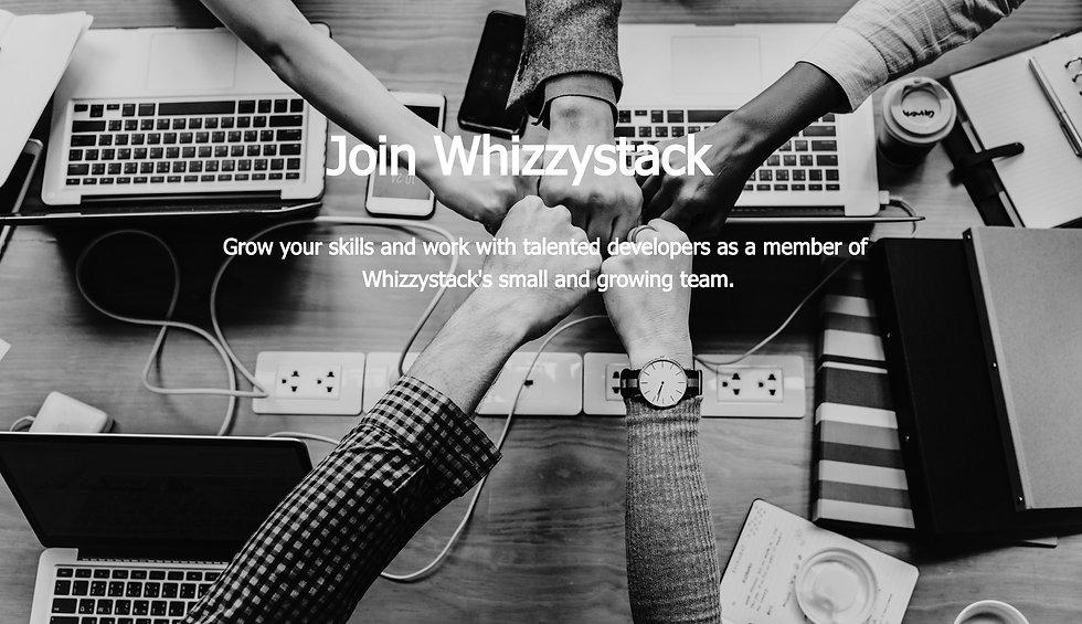 Whizzystack'Career