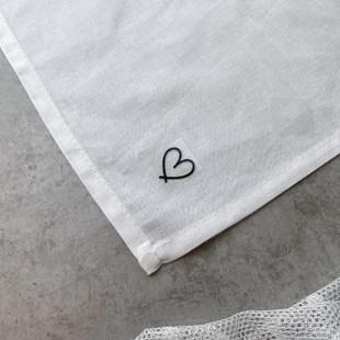Motiv auf Textil kleben