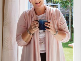 Coffee in the garden anyone?