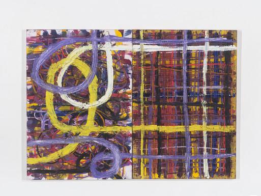 BN#VIYE1,20m x 1,68m nov. 2019 oil/Canvas I.STOLNICKI
