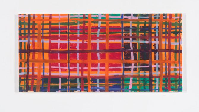 LG#DBRD 0,75m x 1,50m mar. 2019 oil/Canvas I.STOLNICKI