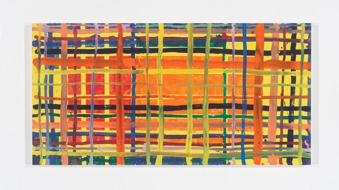 LG#DBYL 0,75m x 1,50m mar. 2019 oil/Canvas I.STOLNICKI