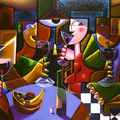 The Wine Taster