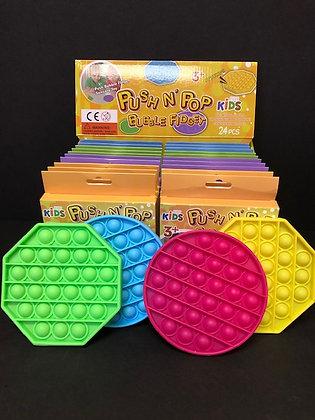 Push Pop Bubble Fidgets