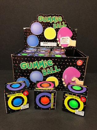 "Gummie Stretch Ball 2.5"""
