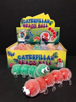 Caterpillar Squeeze Bead Squeeze