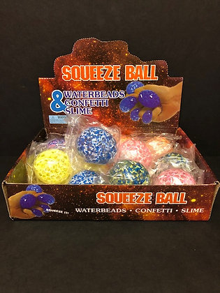Waterbead Squeeze Ball