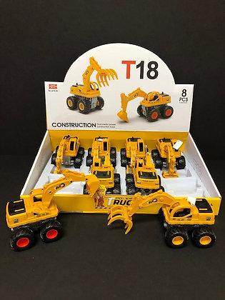 T18 Construction Dual Inertia Power