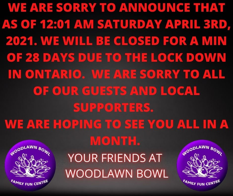 WE ARE SORRY TO ANNOUNCE THAT AS OF 12_0