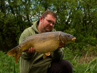 Ladywell Fishery, 1st impressions.