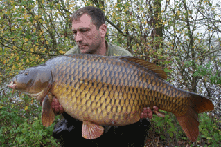 Freezing cold conditions put pay to this weeks filming at Etang de Berniere