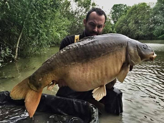 Another new 40 & another PB