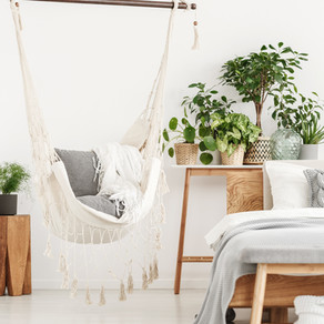 Boho chic designs that create zen in any home