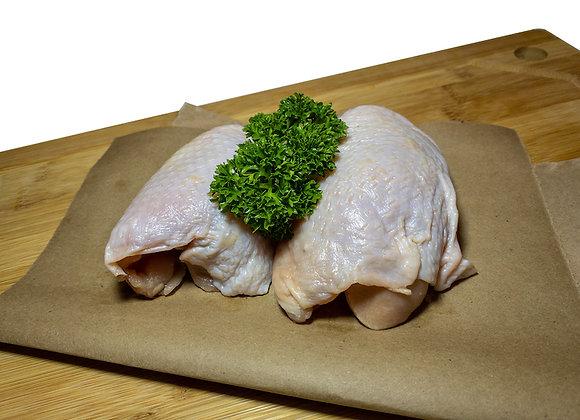 10kg Organic Bone In Thighs