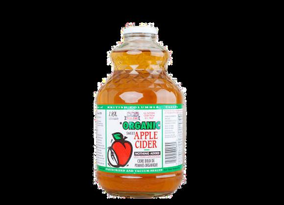 Triple Jim's Organic Apple Cider