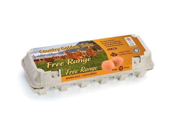Golden Valley Free Range Eggs