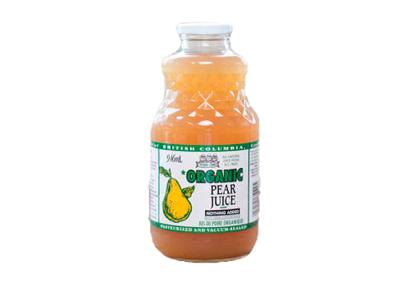 Triple Jim's Organic Pear Juice
