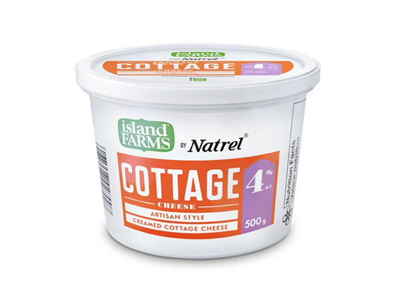 Island Farms 4% Cottage Cheese
