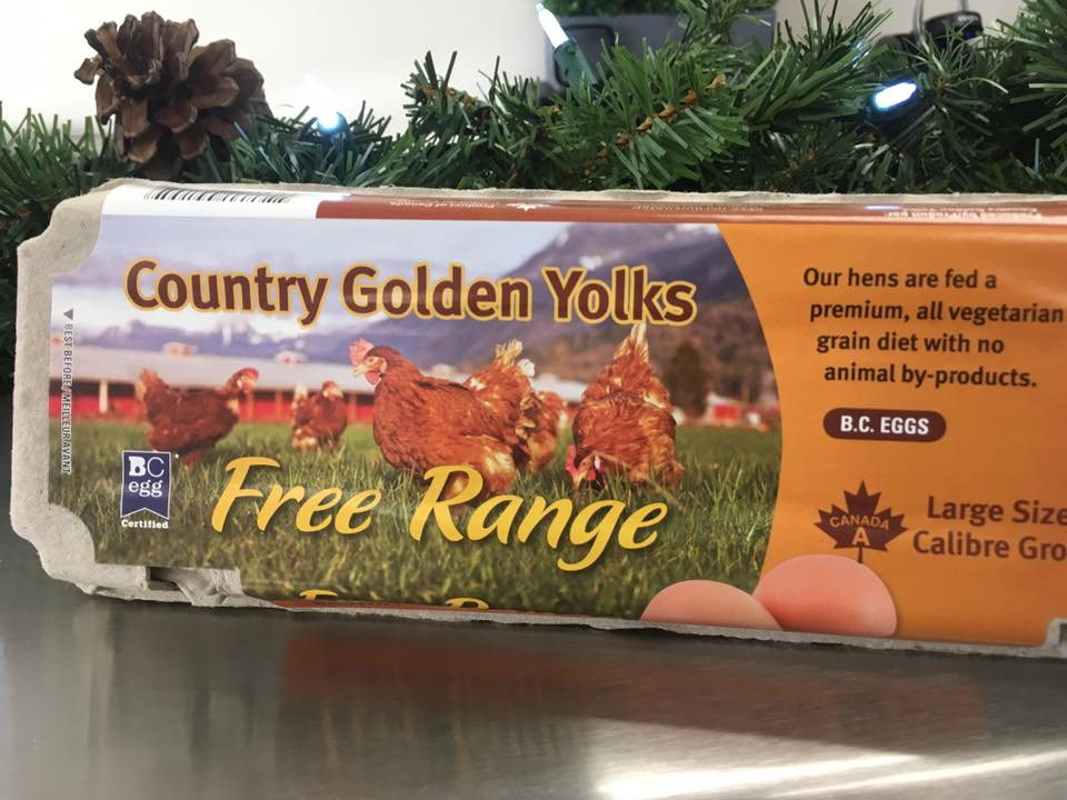 Country Golden Eggs