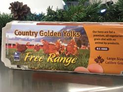 Country Golden Eggs