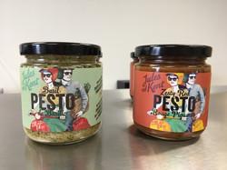 Jules & Kent Pesto