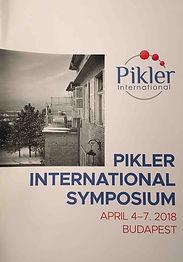 Pikler International - Symposium Budapes