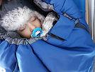 Observation pour la sieste à l'extérieur: les 4 saisons en pouponnière