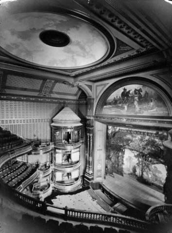 Tabor Opera House, Denver, Interior